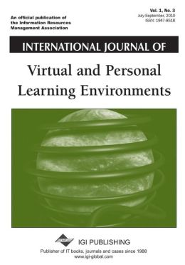 International Journal of Virtual and Personal Learning Environments, Issue 1