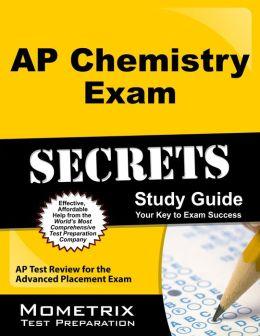 AP Chemistry Exam Secrets Study Guide