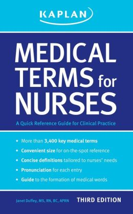 Medical Terms for Nurses: A Quick Reference Guide for Clinical Practice