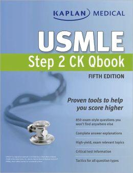 Kaplan Medical USMLE Step 2 CK Qbook
