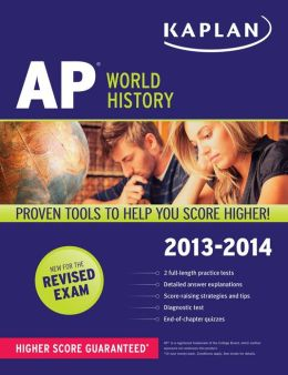 Kaplan AP World History 2013-2014