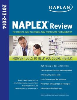 NAPLEX Review 2013-2014