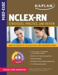 Book Cover Image. Title: NCLEX-RN 2013-2014, Author: Kaplan