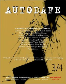 Autodafe 3/4: The Journal of the International Parliament of Writers