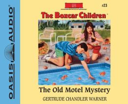 The Old Motel Mystery (Library Edition)
