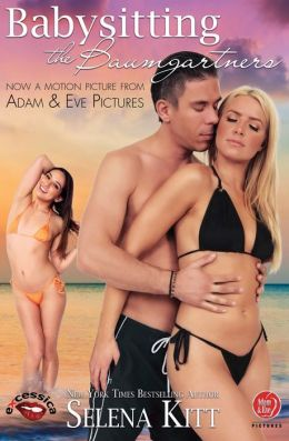 Babysitting the Baumgartners (erotic erotica 'new adult' menage threesome ffm lesbian sex babysitter)