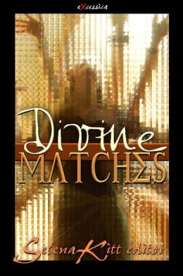 Divine Matches (Erotic Erotica Mythological Anthology)