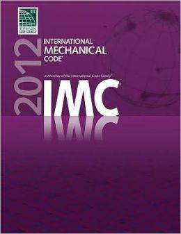 2012 International Mechanical Code