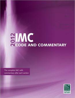 2012 International Mechanical Code Commentary