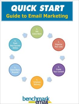 The Benchmark Email Quickstart Guide: A simple, chronological guide to the email marketing process