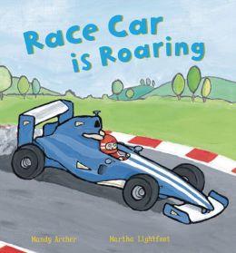 Racing Car is Ready