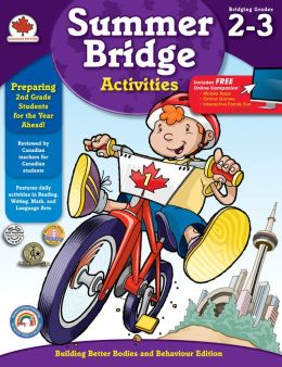 Summer Bridge Activities, Grades 2-3