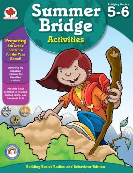 Summer Bridge Activities, Grades 5-6