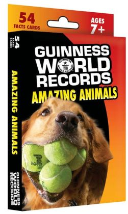 Guinness Amazing Animals: Ages 7+