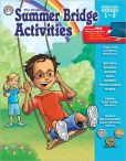Book Cover Image. Title: Summer Bridge Activities:  Bridging Grades First to Second, Author: Rainbow Bridge Publishing