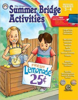 Summer Bridge Activities: Bridging Grades Third to Fourth