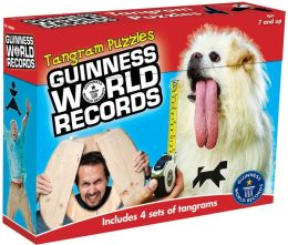 Guinness World Records Tangram Puzzles, Ages 7+