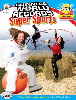 Guinness World Records Super Sports, Ages 8+