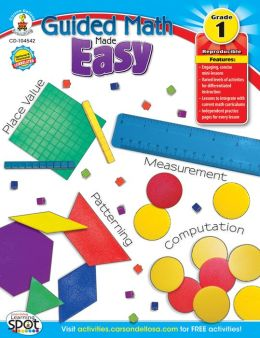 Guided Math Made Easy, Grade 1