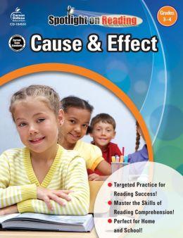 Cause & Effect, Grades 3-4