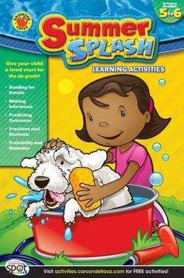 Summer Splash Learning Activities, Grades 5-6