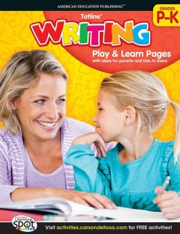 Writing, Grades PreK-K