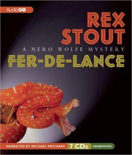 Fer-de-Lance (Nero Wolfe Series)