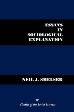 Essays in Sociological Explanation