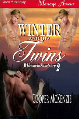 Winter and His Twins [Welcome to Sanctuary 2] (Siren Publishing Menage Amour)