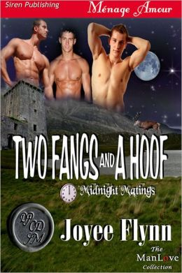 Two Fangs and a Hoof [Midnight Matings] (Siren Publishing Menage Amour ManLove)