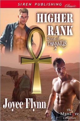 Higher Rank [Sons of Thanatus 2] (Siren Publishing Classic ManLove)
