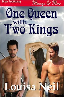 One Queen with Two Kings (Siren Publishing Menage and More)