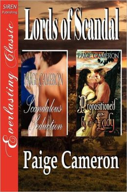 Lords Of Scandal [Scandalous Seduction