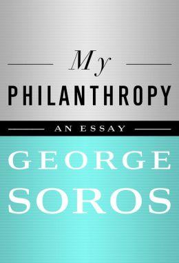 My Philanthropy