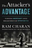 Book Cover Image. Title: The Attacker's Advantage:  Turning Uncertainty into Breakthrough Opportunities, Author: Ram Charan