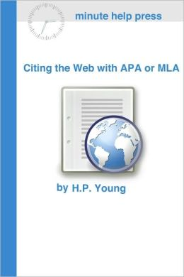 Citing the Web with APA or MLA