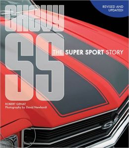 Chevy SS: The Super Sport Story (PagePerfect NOOK Book)