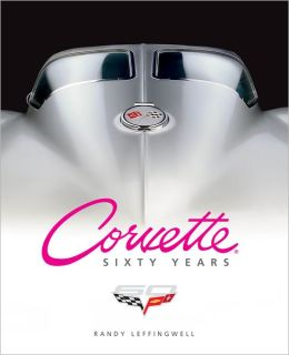 Corvette Sixty Years (PagePerfect NOOK Book)