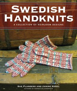 Swedish Handknits: A Collection of Heirloom Designs (PagePerfect NOOK Book)
