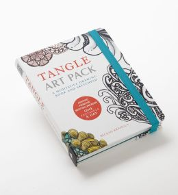 One Zentangle A Day: A 6-Week Course in Creative Drawing for Relaxation, Inspiration, and Fun (PagePerfect NOOK Book)