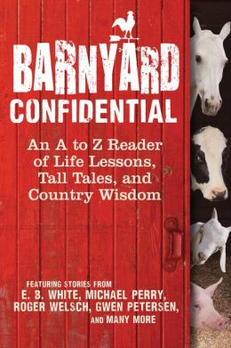 Barnyard Confidential (PagePerfect NOOK Book)