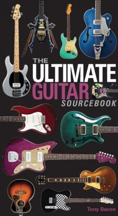 The Ultimate Guitar Sourcebook (PagePerfect NOOK Book)