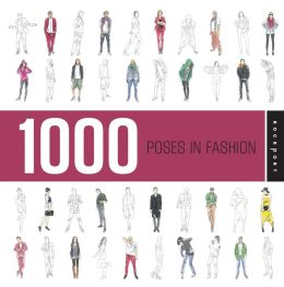1,000 Poses in Fashion (PagePerfect NOOK Book)