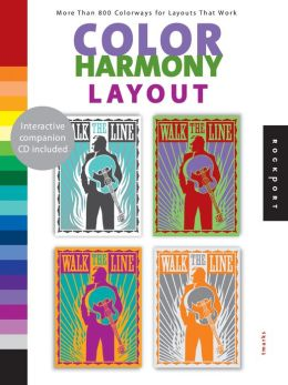Color Harmony: Layout (PagePerfect NOOK Book)