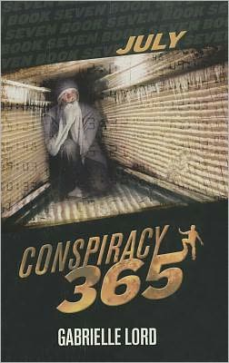 Conspiracy 365: July