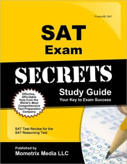 SAT Exam Secrets Study Guide