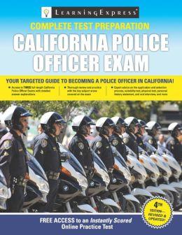 California Police Officer Exam