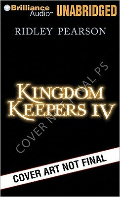 Power Play (Kingdom Keepers Series #4)