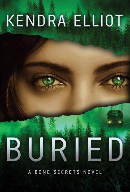 Buried (Bone Secrets Series #3)