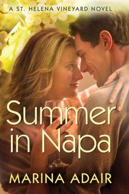 Summer in Napa (St. Helena Vineyard Series #2)